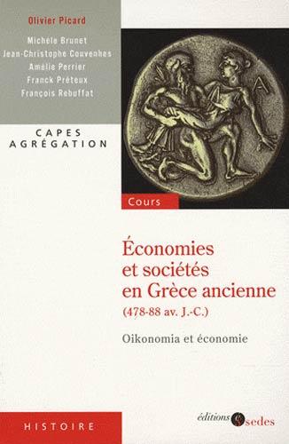 Économies et sociétés en Grèce ancienne (478-88 av. J.-C.)