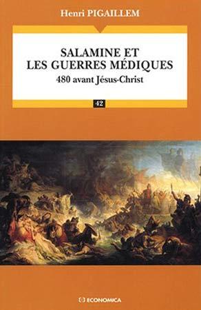 Pigaillem, Salamine et les guerres médiques. 480 avant Jésus-Christ