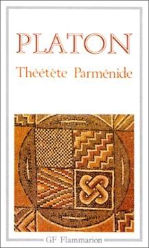 Platon, Théétète-Parménide