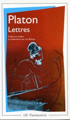 Platon, Lettres