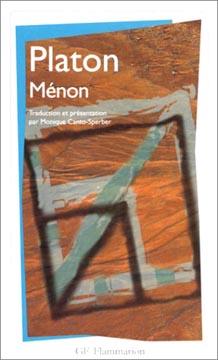 Platon, Ménon