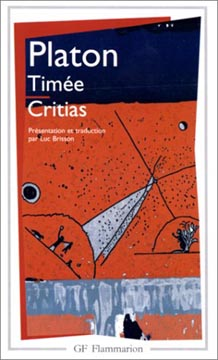 Platon, Timée, Critias