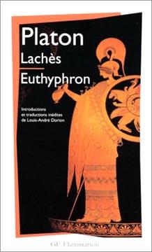 Πλάτων, Lachès - Euthyphron