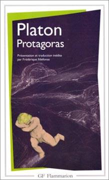 Platon, Protagoras