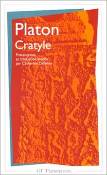 Platon, Cratyle