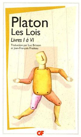 Les Lois. Livres I à VI