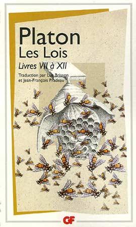 Les Lois. Livres VII à XII