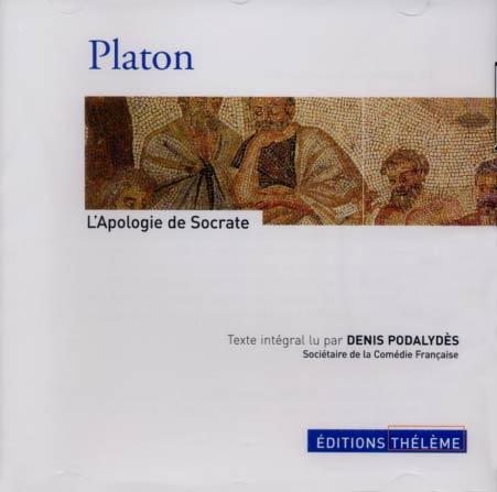Πλάτων, L'Apologie de Socrate
