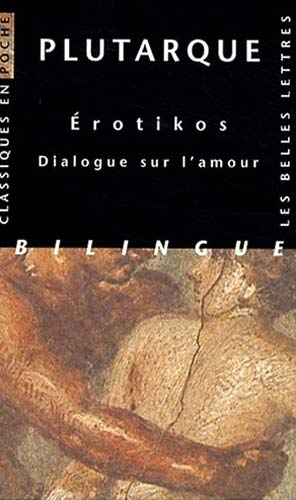 Erotikos. Dialogue sur l'amour