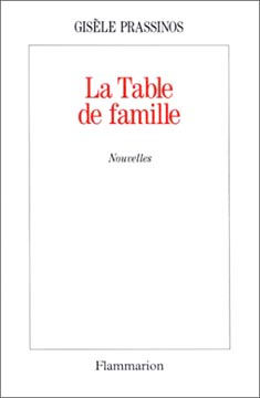 Prassinos, La table de famille