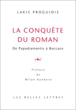La conquête du roman : de Papadiamantis à Boccace