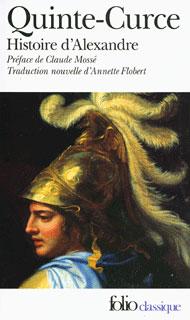 Quinte-Curce, Histoire d'Alexandre