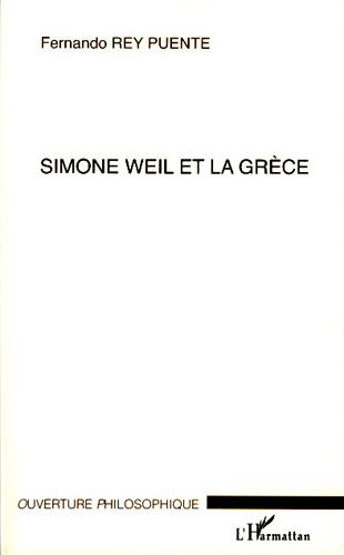 Rey Puente, Simone Weil et la Gr�ce