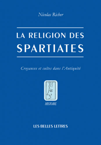 Richer, La Religion des Spartiates