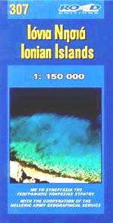 Ionischen Inseln RO-307