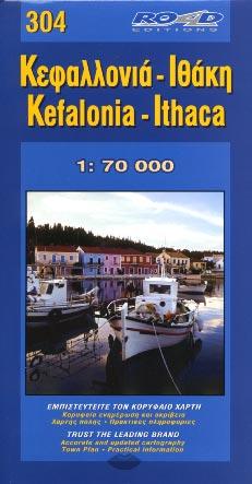 Kefalonia Ithaka RO-304
