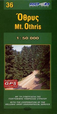 Road, Othris carte 36
