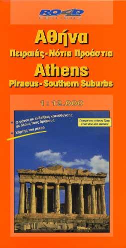 Athen Piräus südlichen Vororten