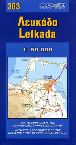 Road, Lefkada RO-303