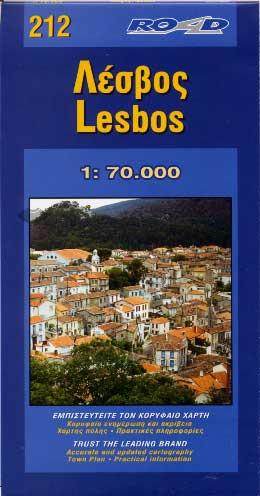 Road, Lesbos Lesvos RO-212