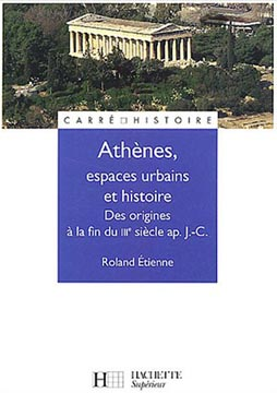 Roland, Athènes, espaces urbains et histoire