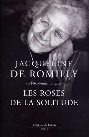 Les roses de la solitude