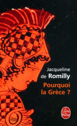 Pourquoi la Grèce ?