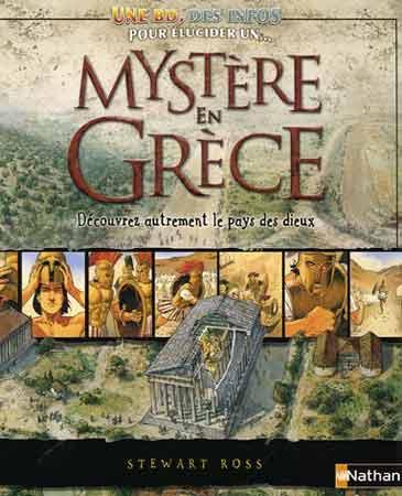 Ross, Mystère en Grèce