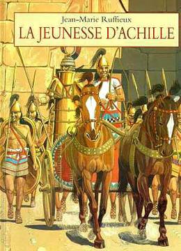 Ruffieux, La jeunesse d'Achille