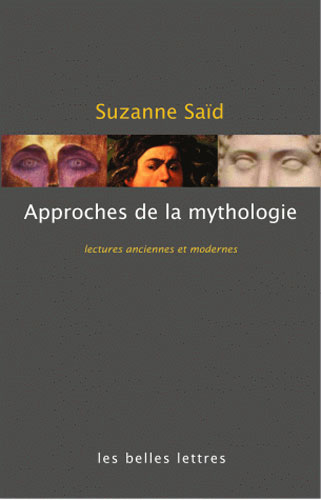 Saïd, Approches de la mythologie grecque