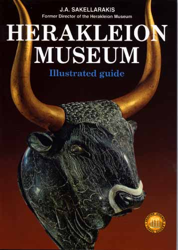 Herakleion Museum. Illustrated guide