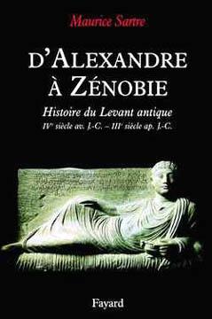 Sartre, D'Alexandre à Zénobie