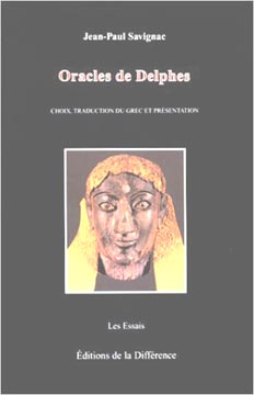 Savignac, Oracles de Delphes