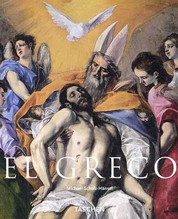 Scholz-Hänsel, El Greco. Domenikos Theotokopoulos