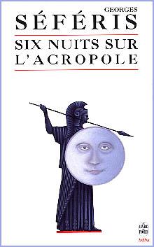 Six Nuits sur l'Acropole (poche)