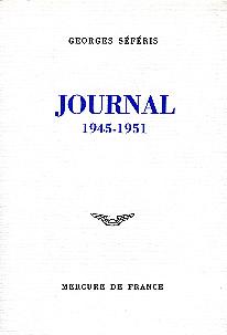 Journal 1945-1951