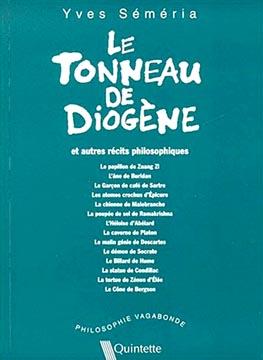 Séméria, Le tonneau de Diogène et autres récits philosophiques