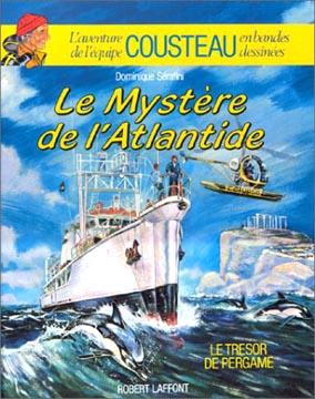 S�rafini, Le myst�re Atlantide : Le tr�sor de Pergame