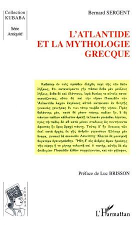 Atlantide et la Mythologie Grecque