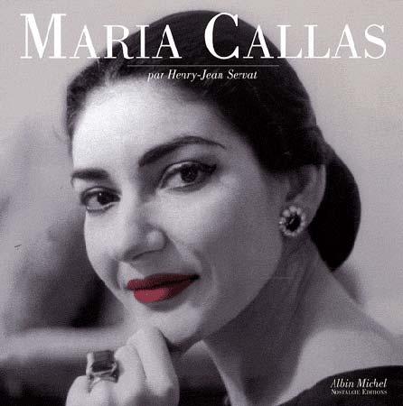 Servat, Maria Callas