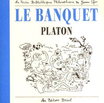 Sfar, Le Banquet de Platon