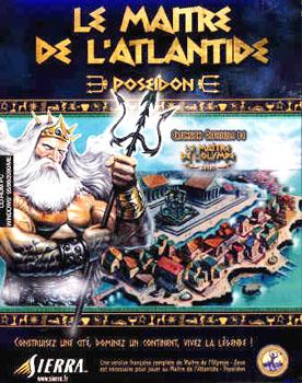 Le Maître de l'Atlantide : Poséidon