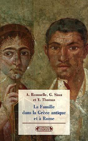 Sissa, La Famille dans la Grèce antique et à Rome