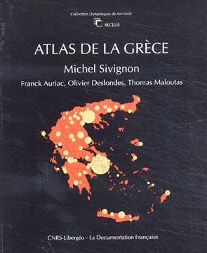 Atlas de la Grèce