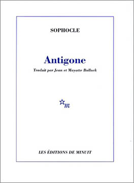 Sophocle, Antigone