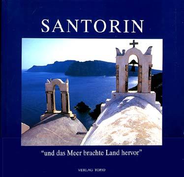 Talianis, Santorin, und das Meer brachte Land hervor