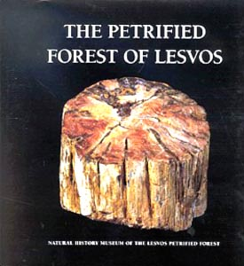 Ταλιάνης, The Petrified Forrest of Lesvos
