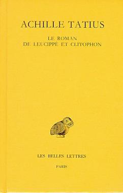 Tatius, Le Roman de Leucippé et Clitophon