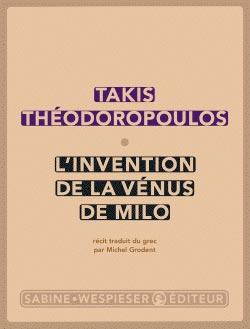 Th�odoropoulos, L'Invention de la V�nus de Milo