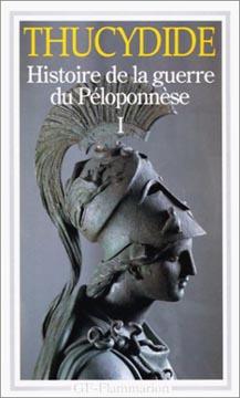 Thucydide, Histoire de la guerre du Péloponnèse I